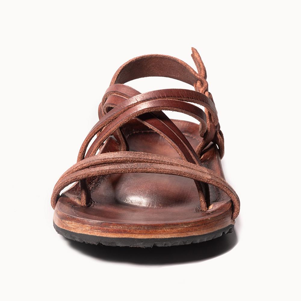 Mexikanische sandalen Mexico 2 Riemen