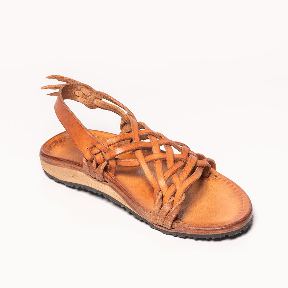 Sandalen Mexico geflochten