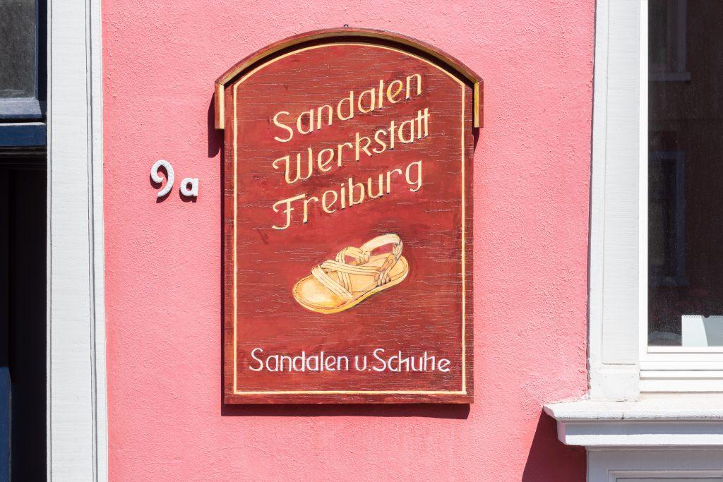 Sandalenwerkstatt Freiburg